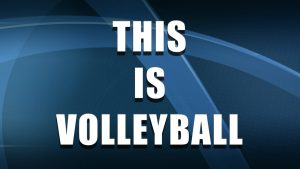 this is volleyball